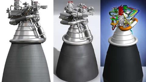 火箭发动机专业综合实验